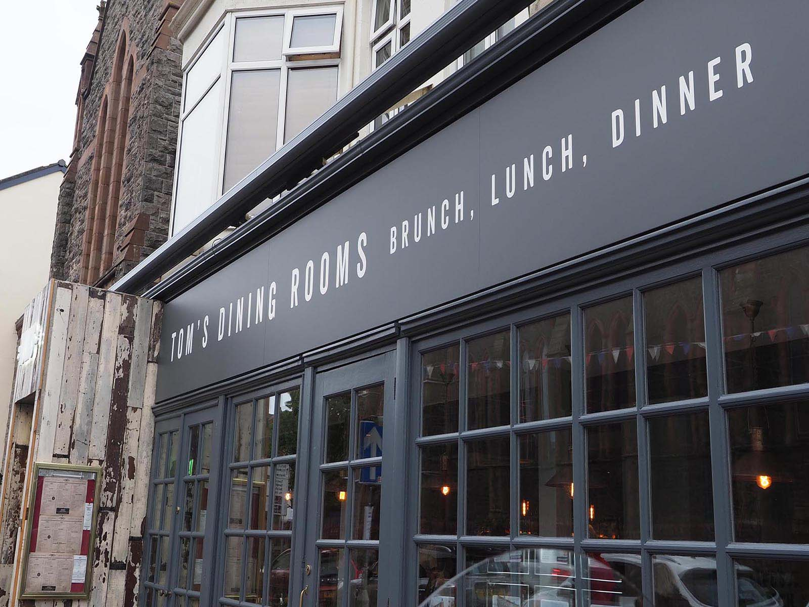 Tom S Dining Rooms Bangor Call Us On 028 9146 1529